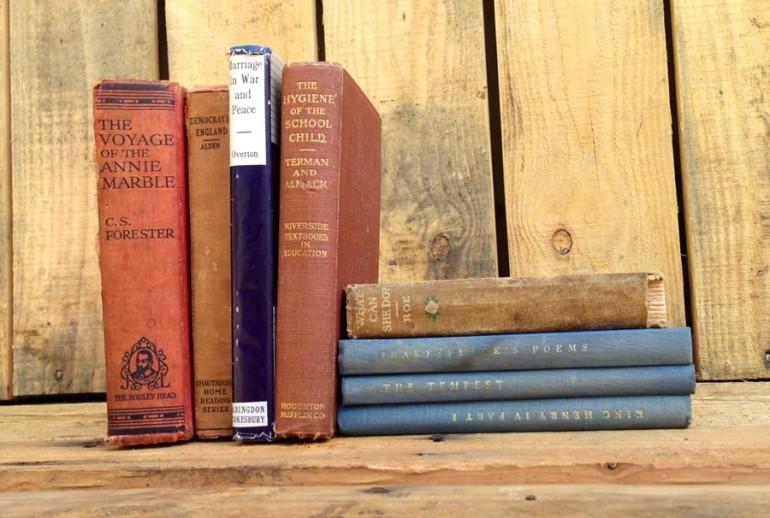 20 факта от света на книгите
