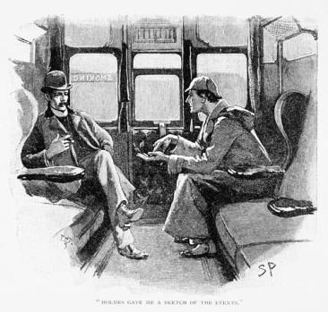 Животът, смъртта и възкресението на Шерлок Холмс