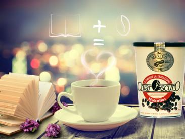 Перфектната книга и съвършената глътка кафе се срещат в Orange books café