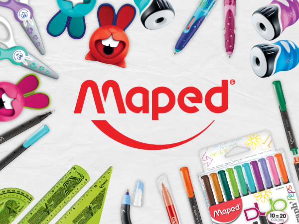 Maped – любим помощник в училище