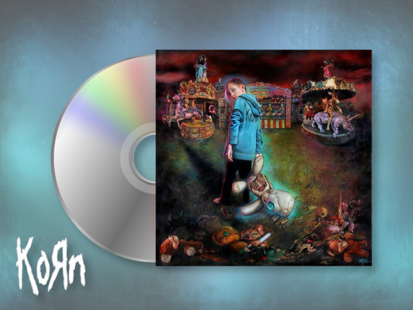 """Korn – """"The Serenity of Suffering"""""""