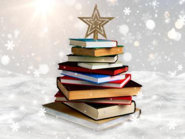 Коледен подарък: умните книги