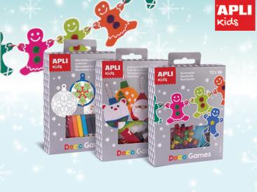 Креативна Коледа с Apli Kids