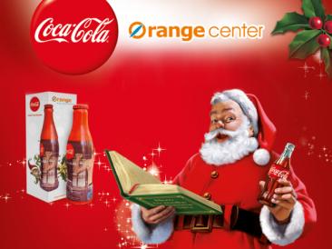 Предай добро нататък с Coca Cola и Orange center