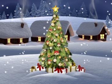 С хиляди подаръци през декември