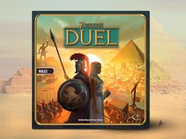 7 Wonders Duel – игра за милиони