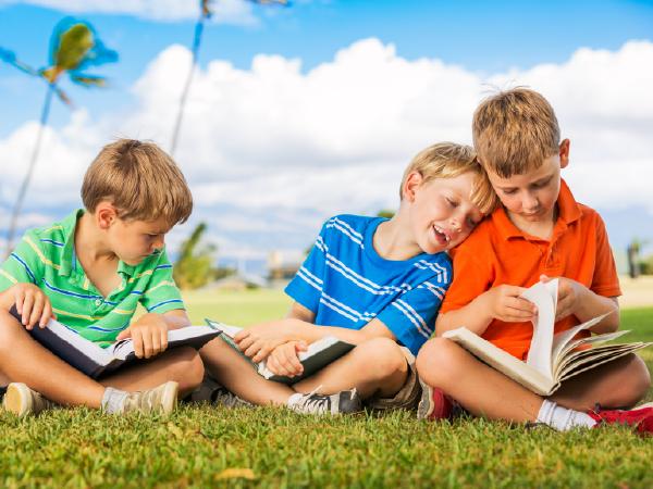 Топ 20 най-търсени детски книги в Orange Center