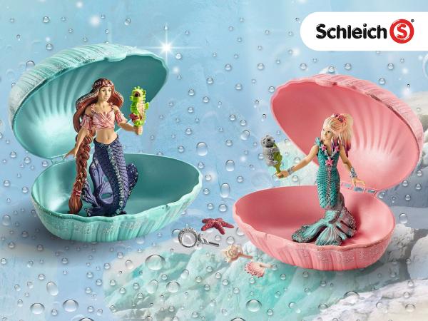 Вълшебните светове на фигурките Schleich
