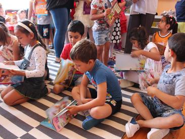 Над 5 000 книги ще бъдат дарени на 35 детски градини в страната