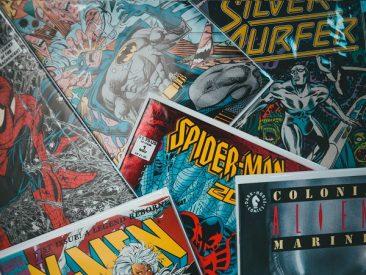 5-те най-продавани комикси за всички времена
