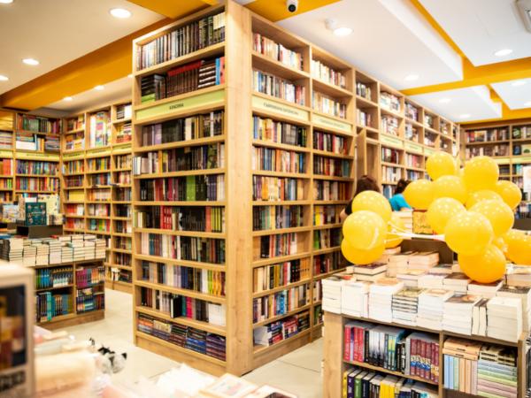 Orange Center книжарница