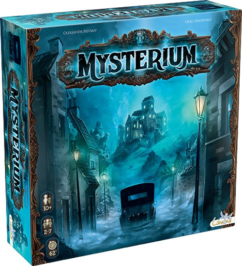 """""""Mysterium"""""""